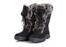 зима снежка ботинок Стоковые Изображения RF