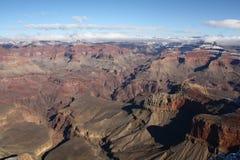 зима снежка каньона грандиозная Стоковые Изображения RF