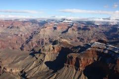 зима снежка каньона грандиозная Стоковое фото RF