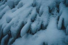 зима снежка дороги предпосылки стоковое изображение