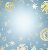зима снежка праздника приветствию рождества карточки предпосылки Стоковая Фотография RF