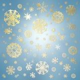 зима снежка праздника приветствию рождества карточки предпосылки Стоковые Изображения RF
