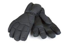 зима спорта перчаток Стоковое фото RF