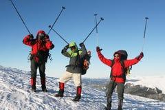 зима спорта Стоковые Фотографии RF