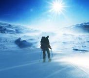 зима спорта Стоковое Изображение