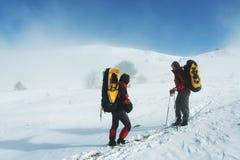 зима спорта Стоковое фото RF