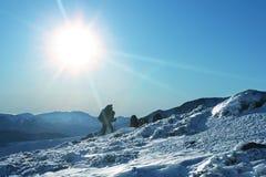 зима спорта Стоковое Фото