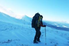 зима спорта Стоковая Фотография