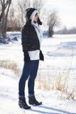 зима способа Стоковые Изображения RF