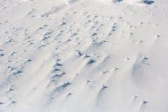 зима текстуры снежка Стоковое Изображение RF