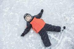 Зима угла Стоковые Изображения RF