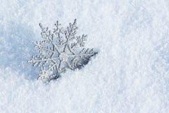 зима украшения Стоковые Фотографии RF