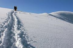 зима установки Стоковые Фотографии RF