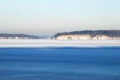 зима утра Стоковое фото RF