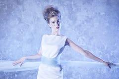зима ферзя состава светлого тонового изображения способа искусства творческая Стоковое Изображение RF