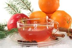 зима чая Стоковое фото RF
