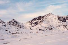 зима шахты независимости Стоковое Фото