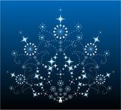 зима элемента конструкции Стоковое Фото