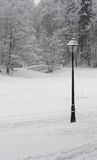 зима 10 сказок Стоковое Изображение