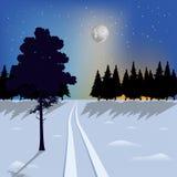 Зима Стоковое Изображение RF