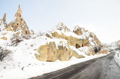зима anatolia Стоковое Фото