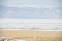 зима baikal Стоковое Фото