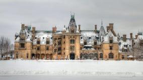 Зима Biltmore Стоковые Фото