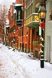 зима boston Стоковое Фото