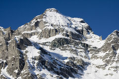 зима devero alpe Стоковое Изображение RF