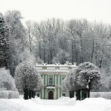 зима kuskovo Стоковые Изображения