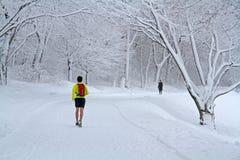 Зима moring стоковая фотография