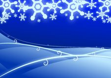 зима snowscapes Стоковое Фото