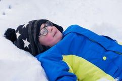 Зимнее время Стоковое Фото
