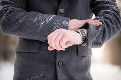 Зимнее время? Стоковое Изображение RF