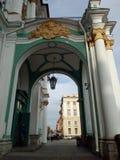 Зимний дворец Стоковое Изображение