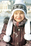 Зимний день Стоковая Фотография RF