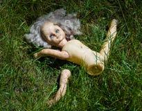 зло куклы Стоковое Изображение RF