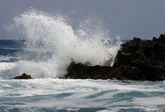 злющее море Стоковое Фото