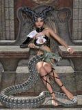 змейки ферзя Стоковые Фотографии RF