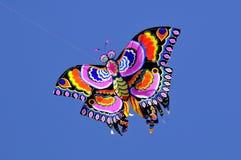 змей летания стоковое изображение rf