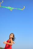 змей летания Стоковые Изображения RF