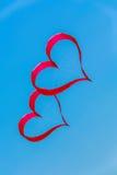 Змей сердца Стоковая Фотография