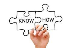 Знайте, как, навык, знание, специалист, экспертиза, опыт, профессионал, учит, подсказки, способность, adeptness, искусство, коман стоковые фото