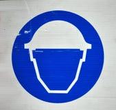 знаки безопасности Стоковое Фото
