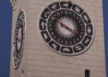 Знаки зодиака в Сочи Стоковое Изображение