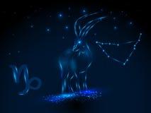 Знаки зодиака космофизики Стоковые Изображения