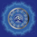 Знаки зодиака Стоковая Фотография RF