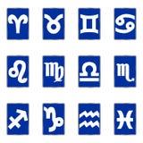 Знаки зодиака бесплатная иллюстрация