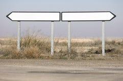 знаки торгуют белизной стоковое изображение rf