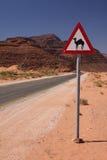 Знак верблюда стоковая фотография